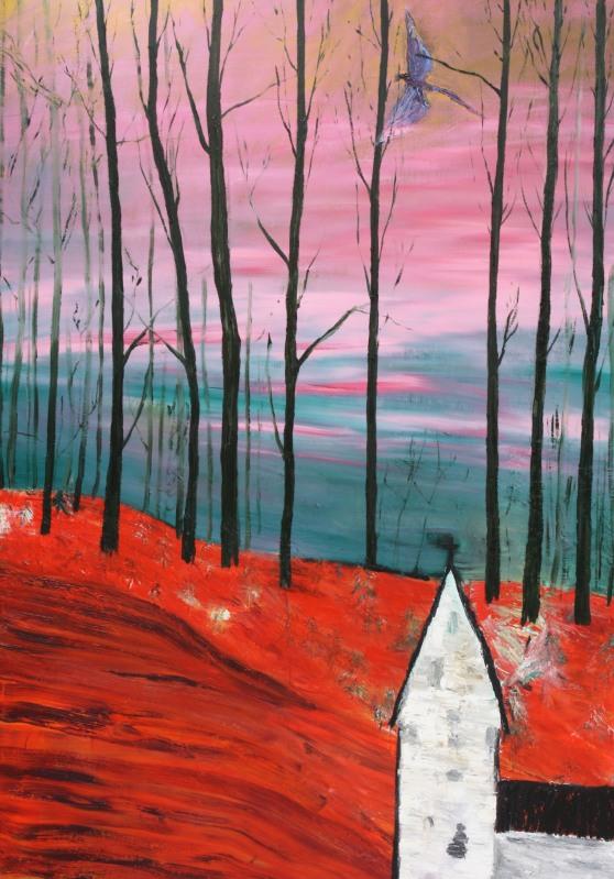 Sumuinen metsä